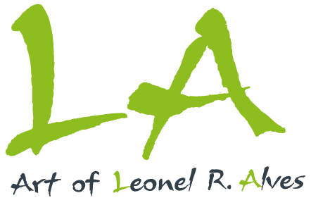 Art of LA – Leonel Alves Logo
